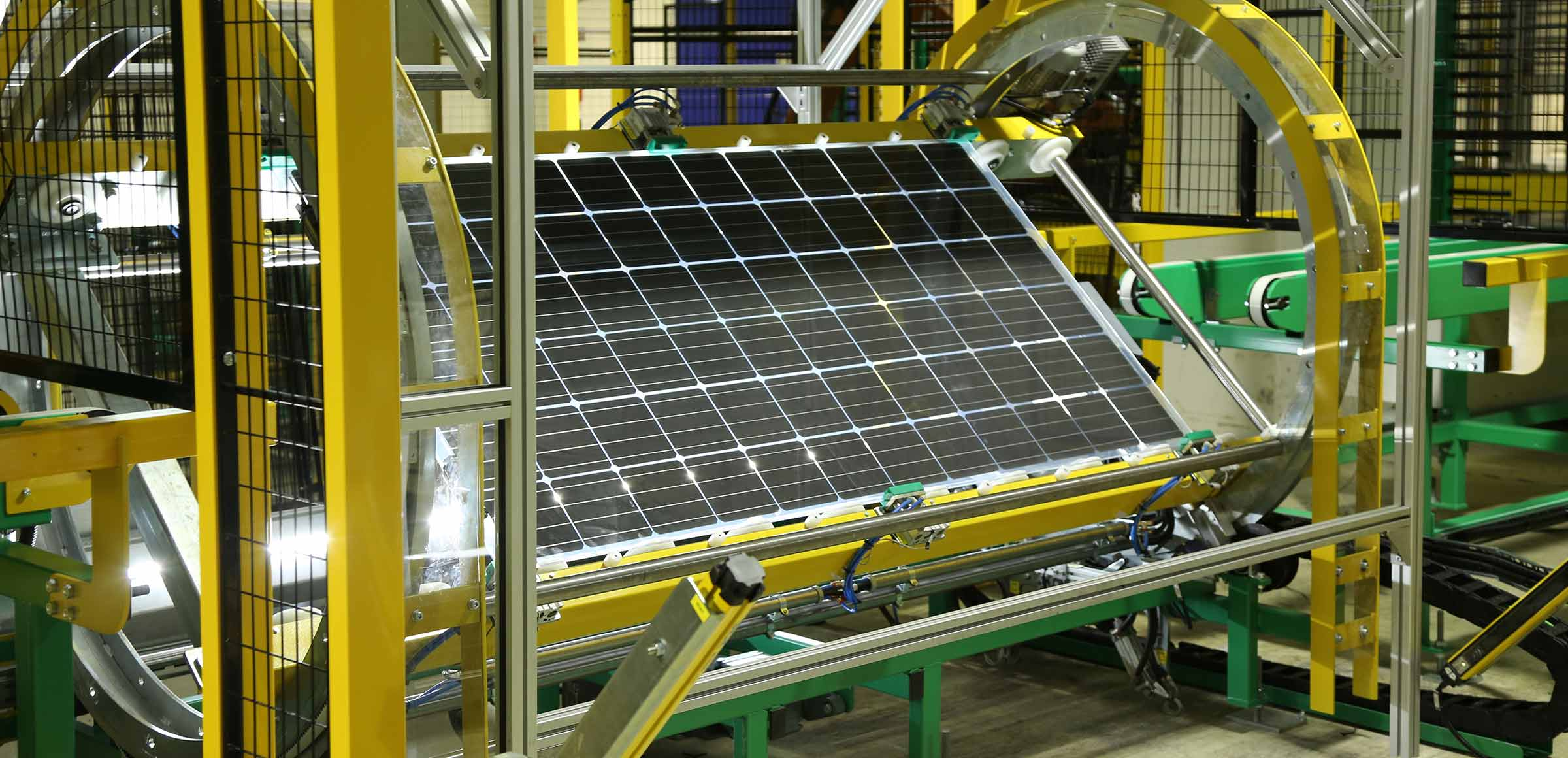 3SUN: A new production line of HJT photovoltaic panels inaugurated