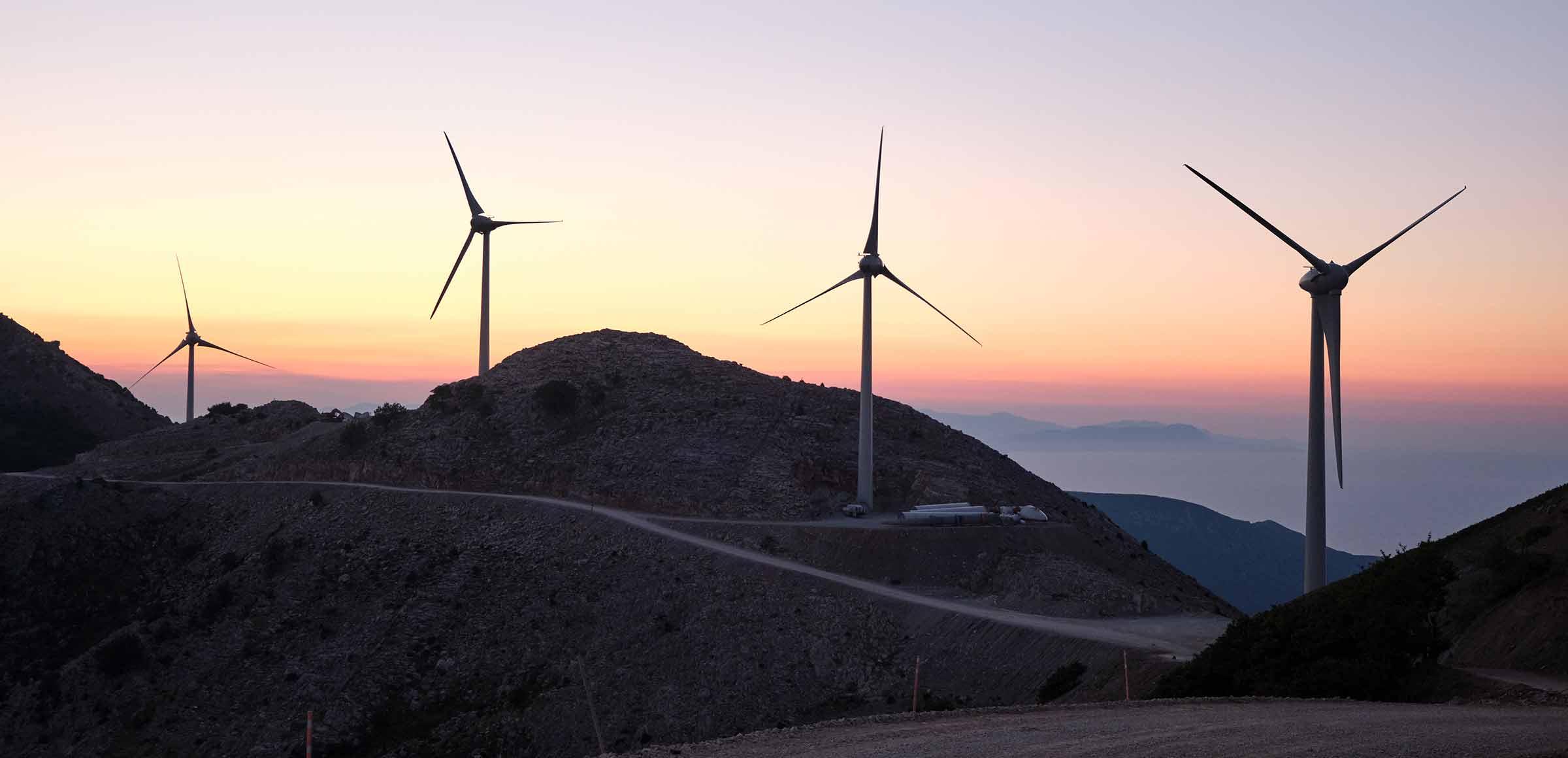 Wind Power in Asian Markets