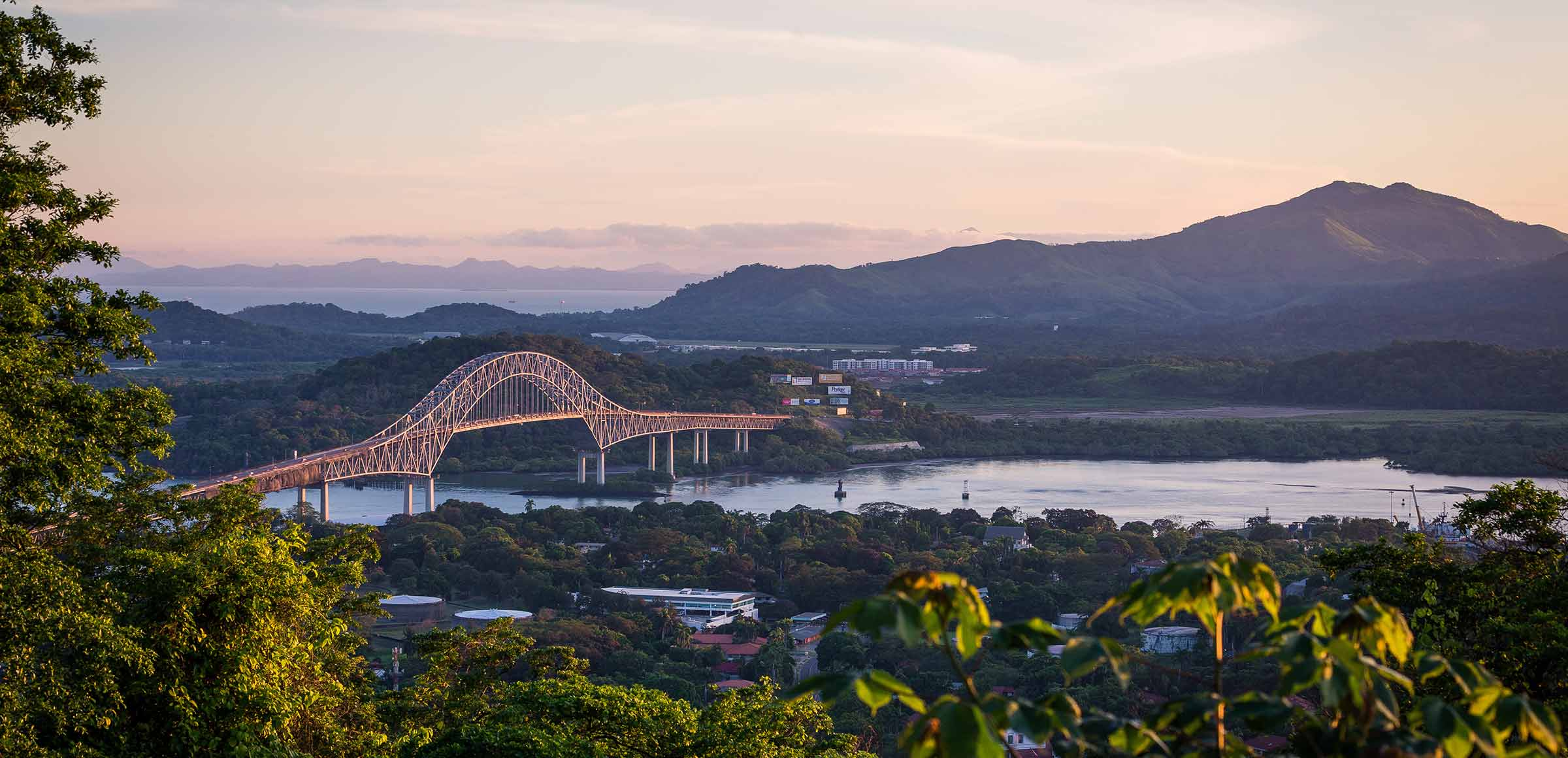 Panama: The Bridge Between Continents Geared Toward a Sustainable Future