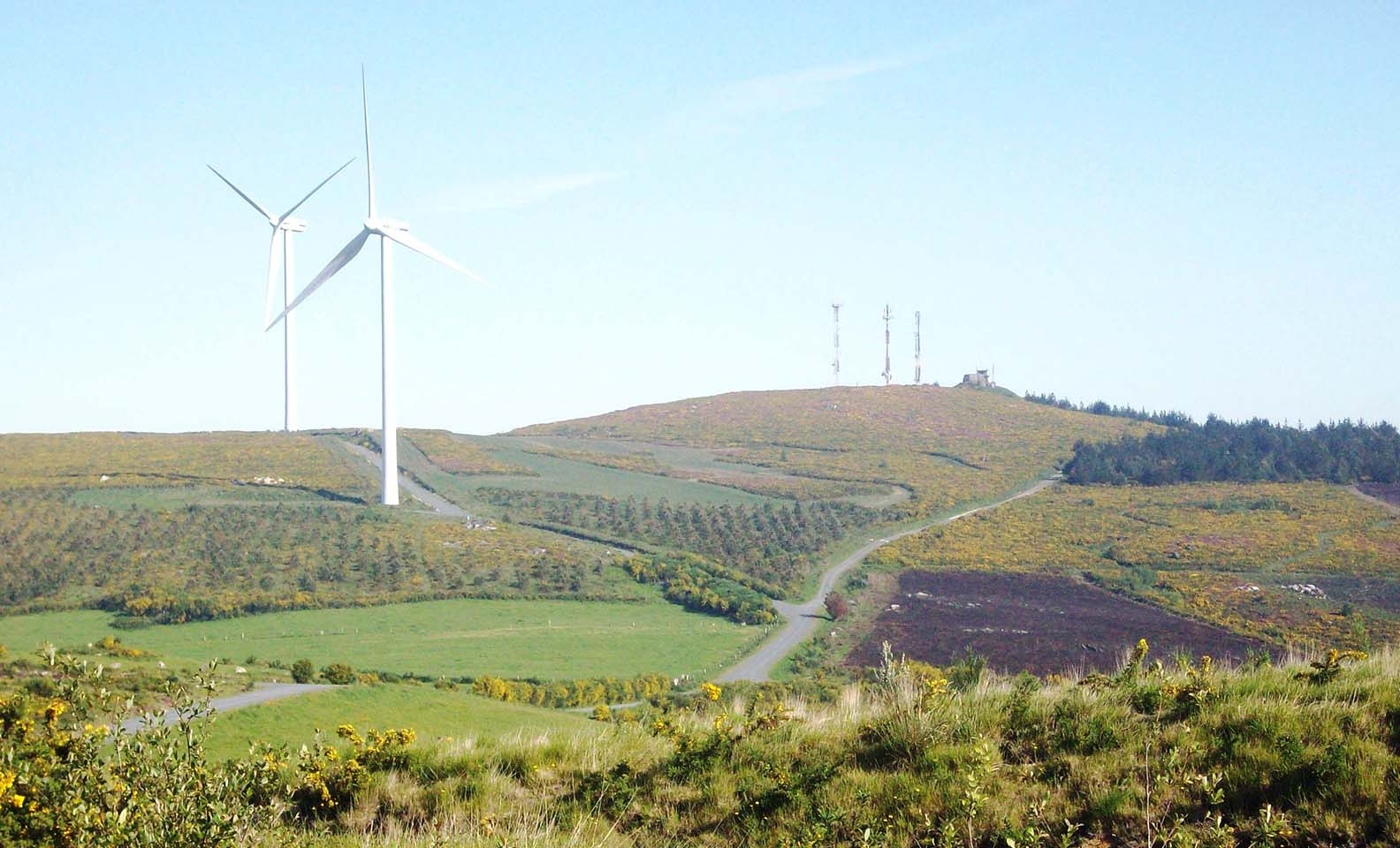 Overview of wind turbines