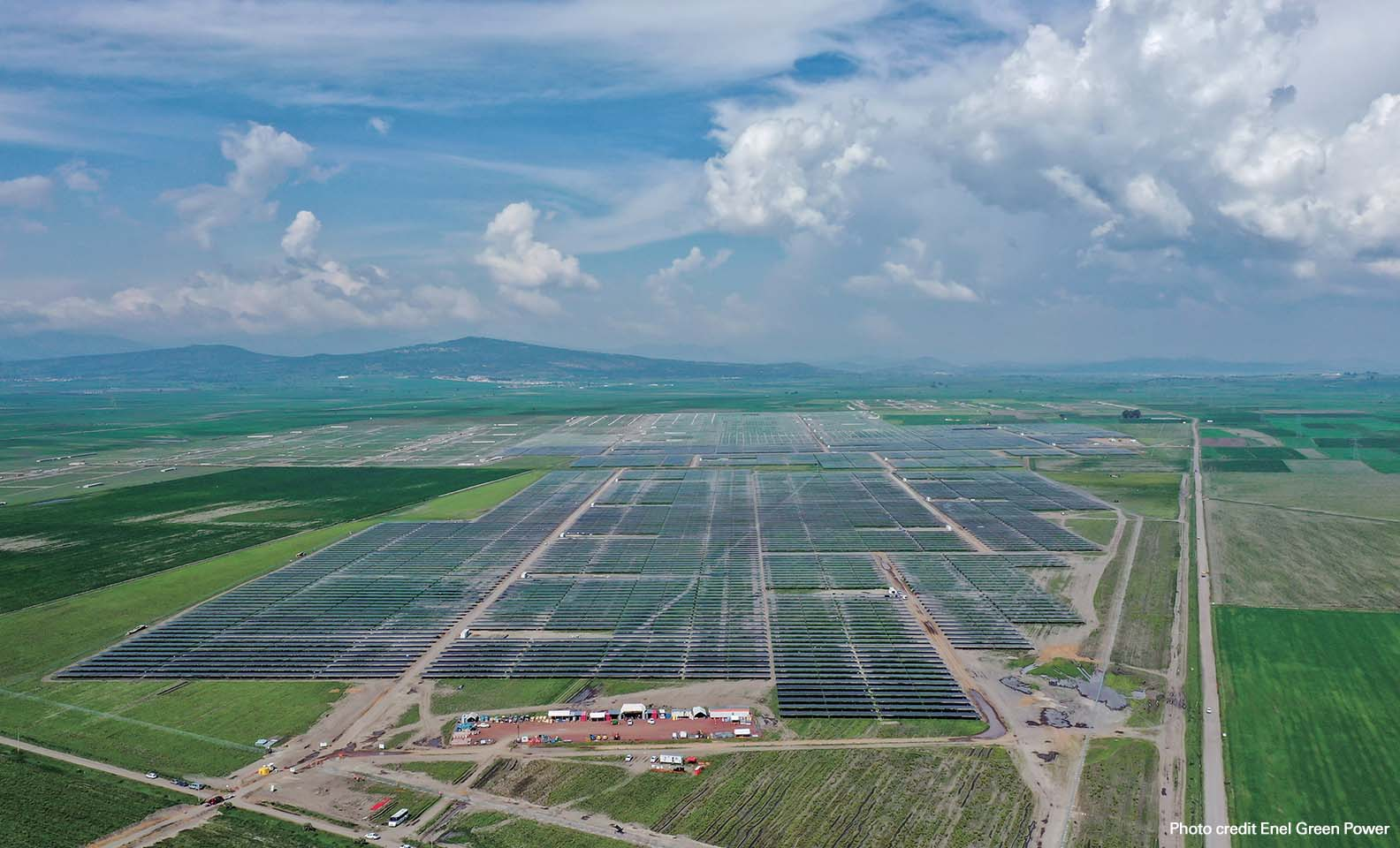 Solar plant overview